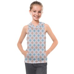 Df Selina Walter Kids  Sleeveless Hoodie by deformigo
