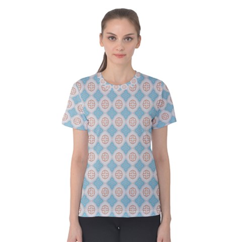 Df Perpetuum Women s Cotton Tee by deformigo