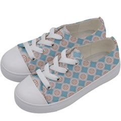 Df Perpetuum Kids  Low Top Canvas Sneakers by deformigo