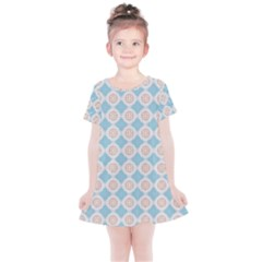 Df Perpetuum Kids  Simple Cotton Dress by deformigo