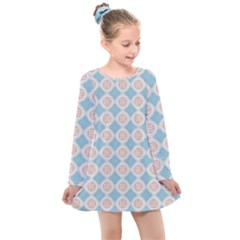 Df Perpetuum Kids  Long Sleeve Dress by deformigo