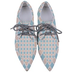 Df Perpetuum Women s Pointed Oxford Shoes by deformigo