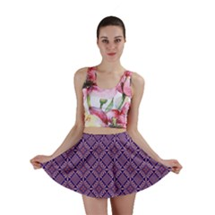 Df Vibrant Therapy Mini Skirt by deformigo