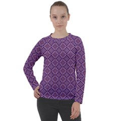 Df Vibrant Therapy Women s Long Sleeve Raglan Tee