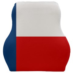 Flag Of Sokol Car Seat Velour Cushion  by abbeyz71