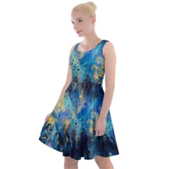 Luminescence Knee Length Skater Dress