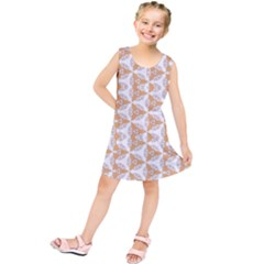 Df Giovanni Di Graziano Kids  Tunic Dress by deformigo
