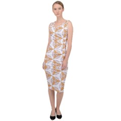 Df Giovanni Di Graziano Sleeveless Pencil Dress by deformigo