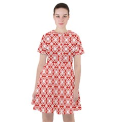 Df Persimmon Sailor Dress by deformigo
