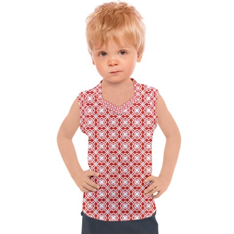Df Persimmon Kids  Sport Tank Top by deformigo