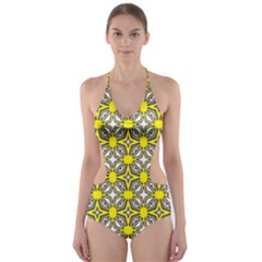 Df Fergano Cut-out One Piece Swimsuit by deformigo