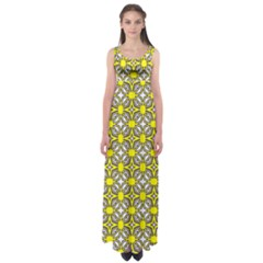 Df Fergano Empire Waist Maxi Dress by deformigo
