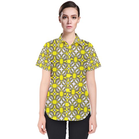 Df Fergano Women s Short Sleeve Shirt by deformigo