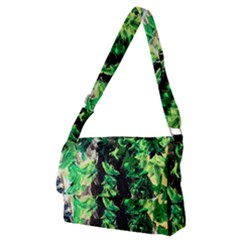 Plants 1 1 Full Print Messenger Bag (m)