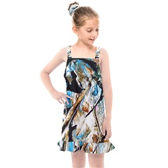 Lilies 1 7 Kids  Overall Dress