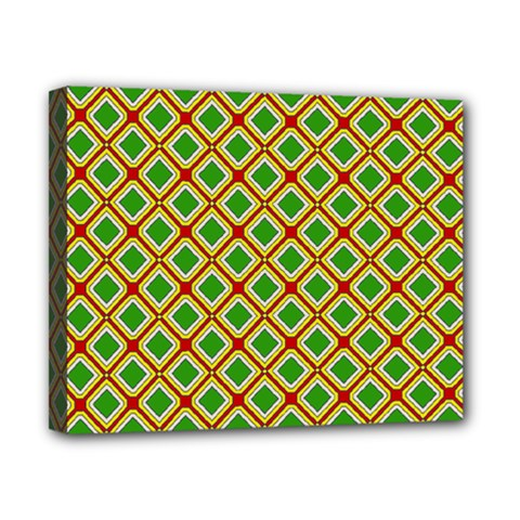 Df Irish Wish Canvas 10  X 8  (stretched) by deformigo