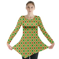 Df Irish Wish Long Sleeve Tunic  by deformigo