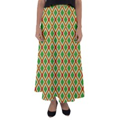 Df Irish Wish Flared Maxi Skirt by deformigo