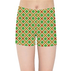 Df Irish Wish Kids  Sports Shorts by deformigo