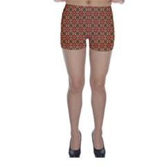 Df Tana Regency Skinny Shorts by deformigo