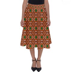 Df Tana Regency Perfect Length Midi Skirt by deformigo