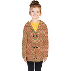 Df Tana Regency Kids  Double Breasted Button Coat