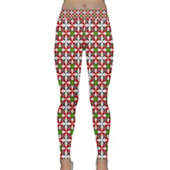 Df Molla Classic Yoga Leggings by deformigo