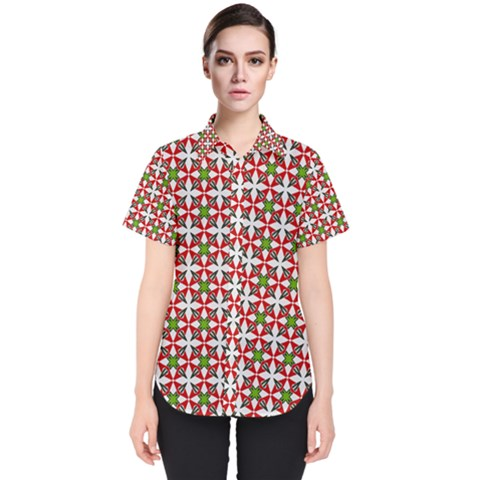 Df Molla Women s Short Sleeve Shirt by deformigo