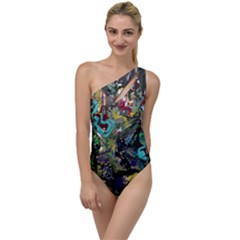 Forest 1 1 To One Side Swimsuit