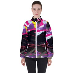 Consolation 1 1 Women s High Neck Windbreaker