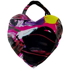 Consolation 1 1 Giant Heart Shaped Tote