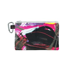 Consolation 1 1 Canvas Cosmetic Bag (small)