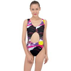 Consolation 1 1 Center Cut Out Swimsuit