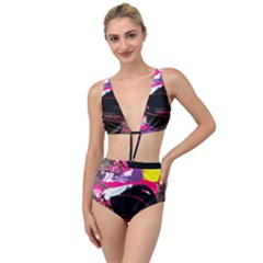 Consolation 1 1 Tied Up Two Piece Swimsuit