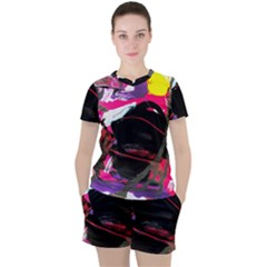 Consolation 1 1 Women s Tee And Shorts Set