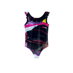 Consolation 1 1 Kids  Frill Swimsuit