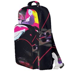 Consolation 1 1 Double Compartment Backpack