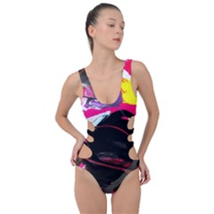 Consolation 1 1 Side Cut Out Swimsuit