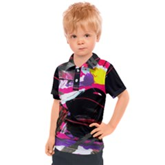 Consolation 1 1 Kids  Polo Tee