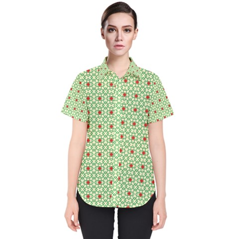 Df San Benito Women s Short Sleeve Shirt by deformigo