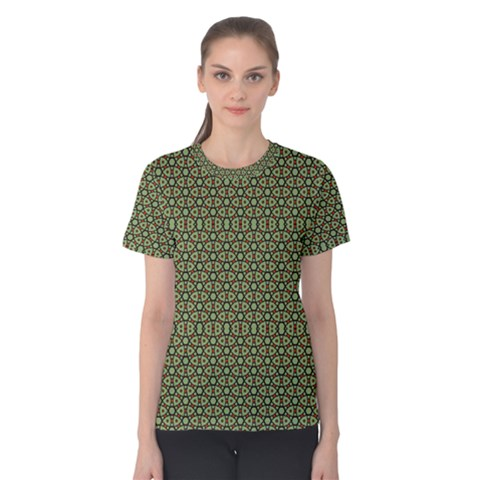 Df Lanika Women s Cotton Tee by deformigo