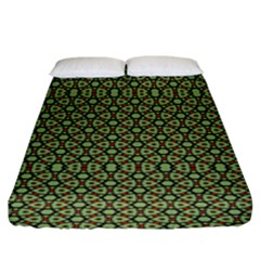 Df Lanika Fitted Sheet (king Size) by deformigo