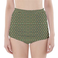 Df Lanika High Waisted Bikini Bottoms by deformigo
