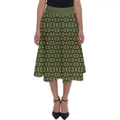 Df Lanika Perfect Length Midi Skirt by deformigo