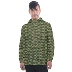 Df Lanika Men s Front Pocket Pullover Windbreaker by deformigo