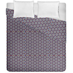 Df Jamu Duvet Cover Double Side (california King Size) by deformigo