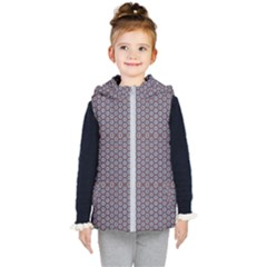 Df Jamu Kids  Hooded Puffer Vest by deformigo