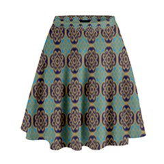 Df Catania High Waist Skirt by deformigo