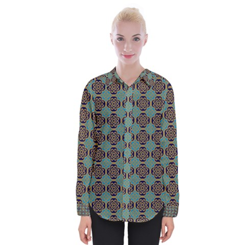 Df Catania Womens Long Sleeve Shirt by deformigo
