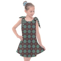 Df Catania Kids  Tie Up Tunic Dress by deformigo